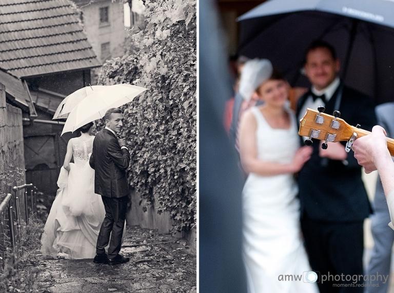 tipps für verliebte hochzeitsfotografie frankfurt nidderau Hanau Taunus Hochzeit im regen Brautpaar