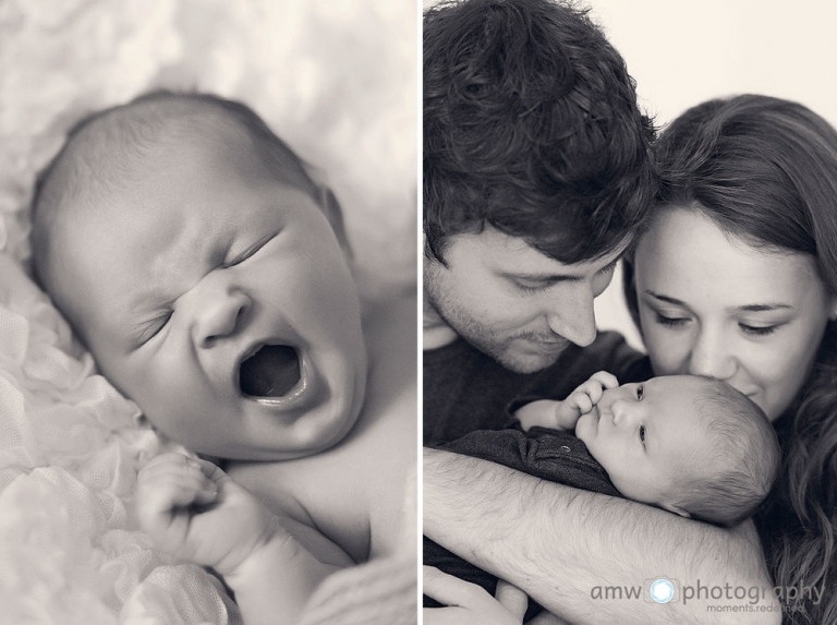 baby gähnt familienbild neugeborenenfotografie babyfotograf kinderfotografin frankfurt hanau nidderau bad vilbel taunus